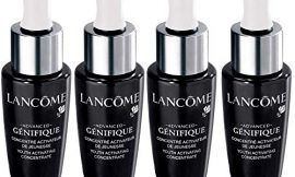 Lancome Advanced Genifique Youth Activating Con centrate, 1.08ounce/32milliliter (Set of 4 Travel Size 0.27ounce each)