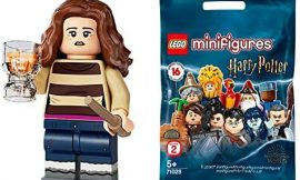LEGO 71028 Harry Potter Series 2 – Hermione Granger with a Glass of Butterbeer