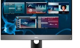 Newest Dell OptiPlex 7480 All-in-One Business Desktop, 24″ FHD Display, Intel Core i5-10500 6 Cores Processor up to 4.5GHz, 16GB DDR4 RAM, 1TB PCIe SSD, Windows 10 Pro, Black
