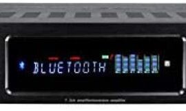 Technical Pro 3500 Watts Digital Hybrid Amplifier, Preamp/Tuner with USB SD Card Inputs, FM Radio, Recorder, Bluetooth, & Remote Control