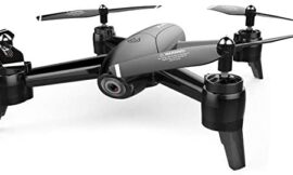 GRTVF Optical Flow Drone with 1080P Wide Angle Dual Camera, WiFi FPV Altitude Hold Gesture Photography Quadcopter