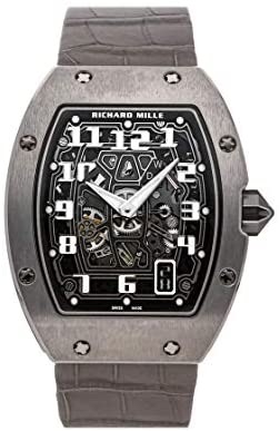 Richard Mille RM 067 Mechanical(Automatic) Skeleton Dial Watch RM67-01 (Pre-Owned)