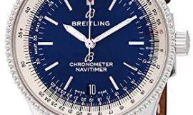 Breitling Navitimer 1 Automatic Chronometer Blue Dial Men's 5.3-6.3 Inches Watch A17325211C1P2