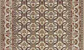 """Wool Silk Hand-Knotted Collectible Floral Area Rug 8 x 12 Masterpiece (12′ 1"""" X 8′ 0"""")"""