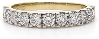 14k Yellow Gold Lab-Grown Diamond Wedding Ring Band (1.00 cttw, F-G Color, VS-SI Clarity)
