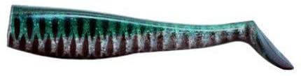 Al Gags Whip It Fish Tail Green Mackerel 6″ (3 Tails)