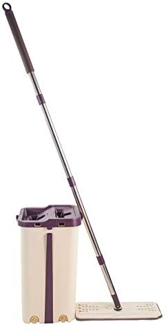 Overstock Self Cleaning Drying Wringing Mop Bucket System or Replacement Mop Heads Small Complete Mop System