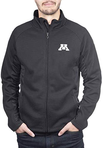 Spyder Men's Constant Full Zip Sweater Black Gameday Jacket