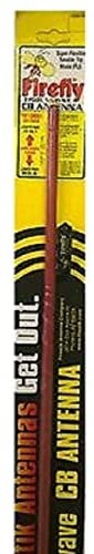 FireStik FL4-R Four Foot FireFly antenna with tuneable tip (Red)