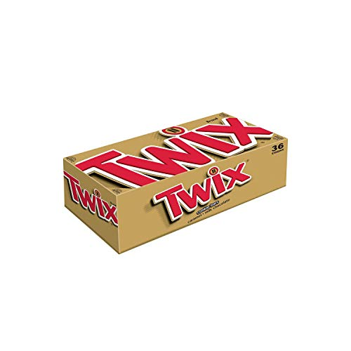 Twix Bar, Original Size, 36 count