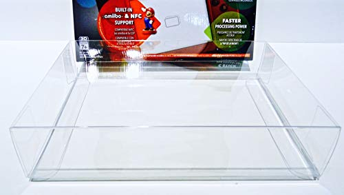 """1Pcs Box Protector For The """"NEW"""" NINTENDO 3DS XL Console Box.NTSC Display Case"""