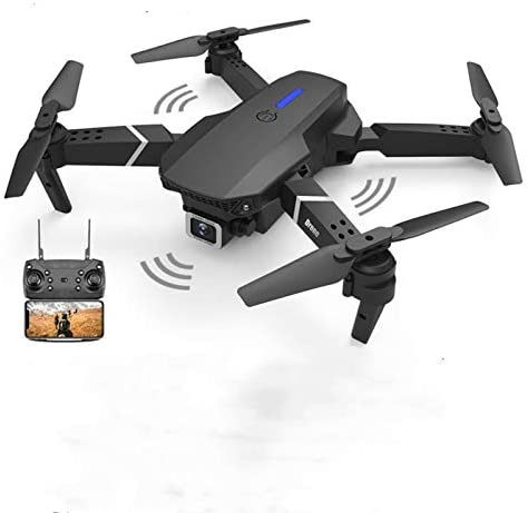 N-brand E525 PRO 4K Mini Drone Profissional Obstacle Avoidance Dual Camera Fixed Height RC Quadcopter Dron Helicopter FPV