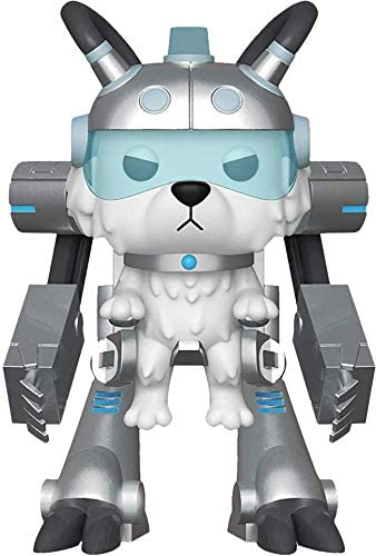 Funko Limited Edition – Pop! Animation: Rick & Morty – Exoskeleton Snowball 6″