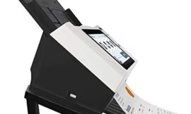 Stand for Raven Pro Document Scanner – Provides Better Seated Viewing Angle for Touchscreen