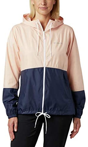 Columbia Women's Flash Forward Windbreaker, Water & Stain Resistant