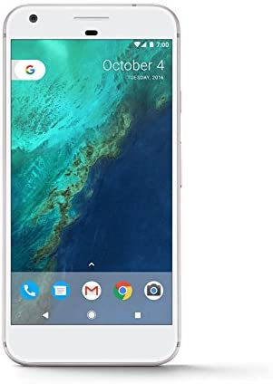 Google Pixel XL (32GB, 4GB RAM) 5.5″ Display, Snapdragon 821, Single SIM GSM Factory Unlocked, US & Global 4G LTE International Version – G-2PW2200 (Very Silver)