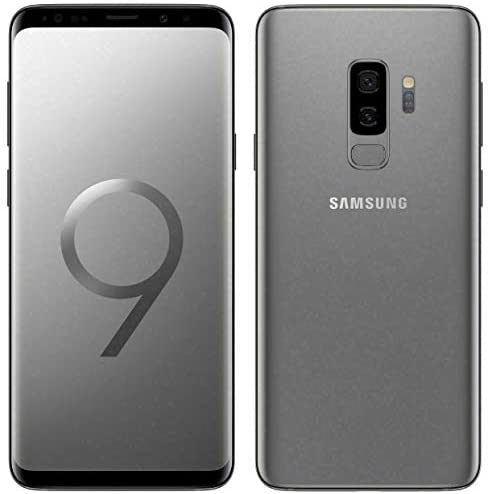 Samsung Galaxy S9 Plus G965U 64GB Factory Unlocked Android Smartphone