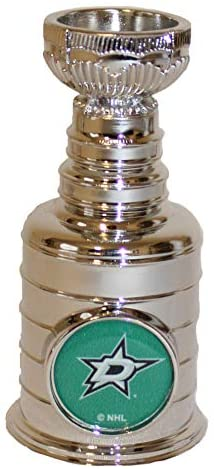 The Sports Vault Dallas Stars Mini 3.25 inch Stanley Cup