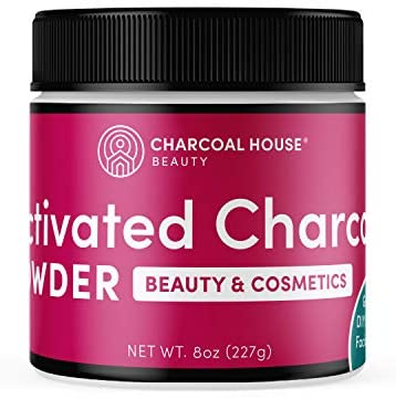 Bamboo Activated Charcoal Powder – Beauty and Cosmetics