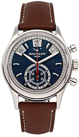 Patek Philippe Complications Mechanical(Automatic) Blue Dial Watch 5960/01G-001 (Pre-Owned)