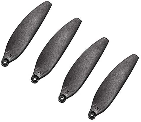 Yivibe Fit for Eachine EX5 Propeller Props Blades Spare Part/Fit for 5G 4K HD WiFi FPV Camera RC Quadcopter Drone (Color : B1 with A2 Set) ( Color : 4pcs A2 )