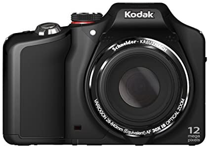 Kodak EasyShare Z990 12 MP Digital Camera with 30x Optical Zoom, HD Video Capture and 3.0-Inch LCD (Renewed)