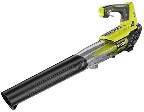 Ryobi ONE+ 18-Volt Lithium-Ion Cordless Leaf Blower – Bare Tool – (Bulk Packaged) (Renewed)