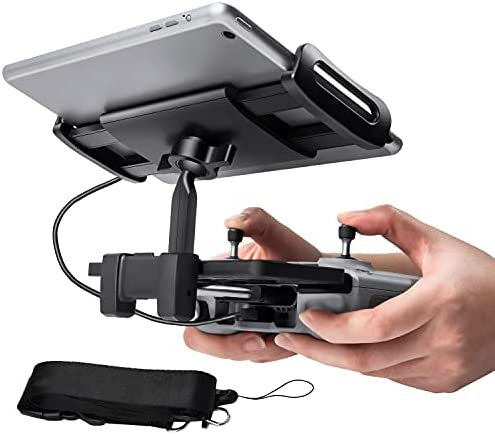Mavic Mini 2 iPad Holder Drone Accessories, 4-12 Inch Phone Tablets Stand Bracket Mount Extender for DJI Mavic Mini 2/Mavic Mini/Mavic Air 2/Mavic 2 Pro/Zoom/Spark Remote Controller