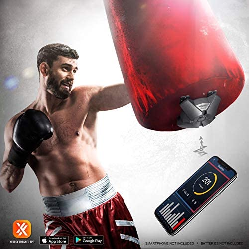 Workout & Training Gear – Punch Tracker, Speed & Power Sensors | Gym Fitness & Exercise Equipment, High-Tech Gadgets for Boxers & Boxing Fans