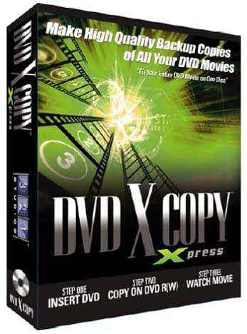 DVD X Copy Xpress – Make High Quality Backup Copies of DVD – PC software