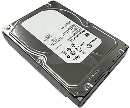 Seagate Constellation ES ST2000NM0011 2TB 7200 RPM 64MB Cache SATA 6.0Gb/s 3.5″ Enterprise Hard Drive – w/3 Year Warranty (Cut Label)