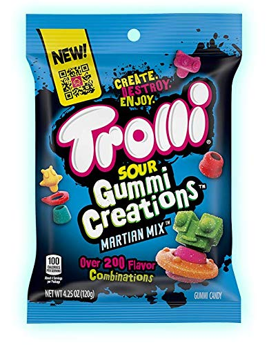 Trolli Gummy Creations, 4.25 oz