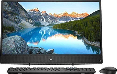 2018 Dell Flagship 23.8″ FHD Widescreen Touchscreen All-in-One AIO Desktop Computer, AMD A9-9425 Up to 3.7GHz Processor, 8GB DDR4 Memory, 1TB HDD, WiFi 802.11ac, Bluetooth 4.1, USB 3.1, Windows 10