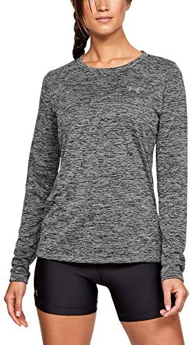Under Armour Women's Tech Twist Crew Long Sleeve T-Shirt
