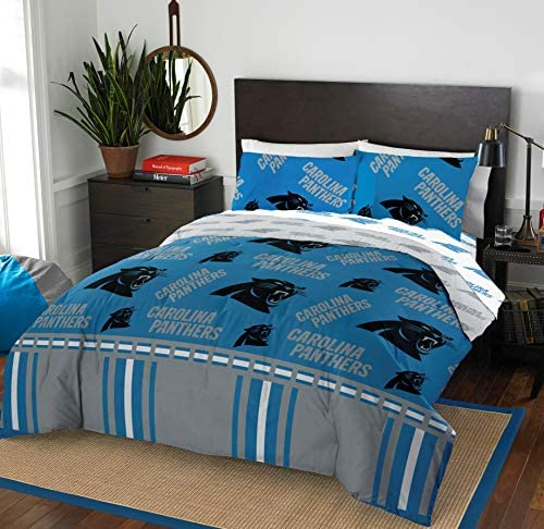 The Northwest Company NFL Unisex Rotary Queen Bed in a Bag Set