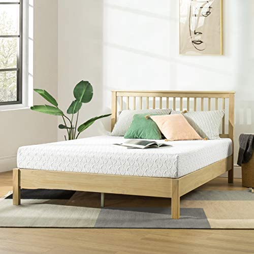 Best Price Mattress 7 Inch Cooling Gel Memory Foam Mattress, Pressure Relieving, Bed-in-a-Box, CertiPUR-US Certified, Full