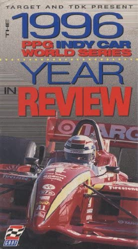 1996 PPG Indy Car World Series Year In Review