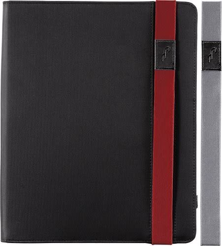 Rocketfish8482; – MY WAY Leatherlike Case for Apple iPad 2nd-, 3rd- and 4th-Generation