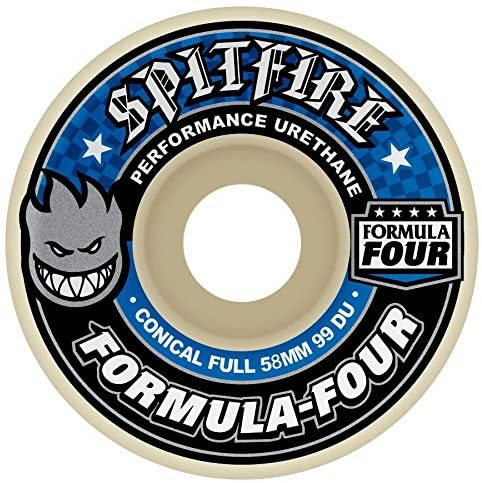 Spitfire Formula Four 99 Conical Full Wheels