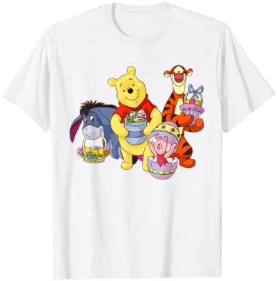 Disney Easter Winnie The Pooh T-Shirt