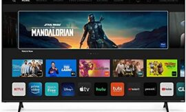 VIZIO 75-Inch V-Series 4K UHD HDR Smart TV with Apple AirPlay 2 and Chromecast Built-in, Dolby Vision, HDR10+, HDMI 2.1, Variable Refresh Rate with AMD FreeSync, and Low Latency Gaming