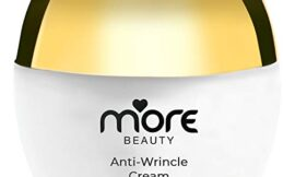 More Beauty Anti-Wrinkle Face Moisturizer For Women & Men, Facial Dead Sea Mineral All Natural Skin Care Products, Vitamins A,D,C,E,B5, Day & Night Firming cream SPF 25