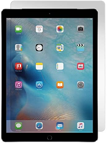 Gadget Guard Black Ice Edition Tempered Glass Screen Guard for Apple Ipad Pro 12.9 (2017) – Clear