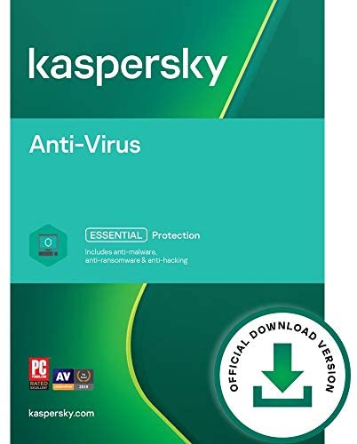 Read more about the article Kaspersky Anti-Virus 2021 | 3 PC | 2 Years | PC | Online Code