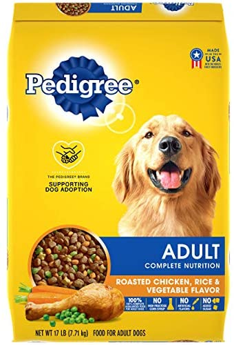 Read more about the article Complete Nutrition Adult Dry Dog Food Roasted Chicken, Rice & Vegetable Flavor Dog Kibble, (Pack of 6)