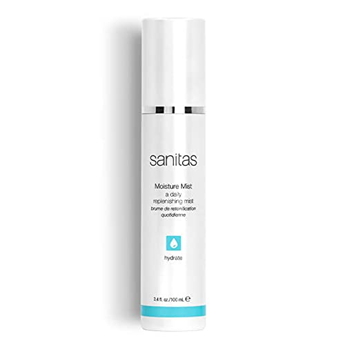 Read more about the article Sanitas Skincare Moisture Mist, Moisture Infusing Spray, 3.4 Ounces