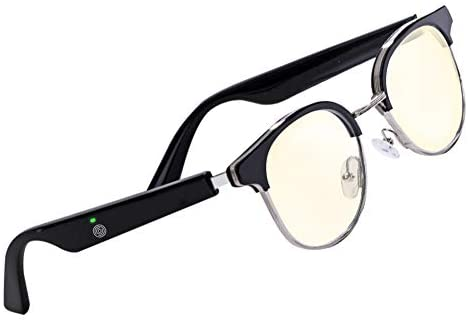 Read more about the article Smart Audio Glasses Smart Bluetooth Glasses with Built-in Microphone to Listening Music,Reading,Driving and Phone Calls,Wireless Bluetooth glasses, Safety Glasses,Blue Light Blocking Glasses