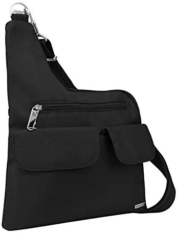 Read more about the article Travelon Anti-Theft Cross-Body Bag, Black, One Size