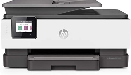 Read more about the article HP OfficeJet Pro 8028 All-in-One Printer (Renewed)