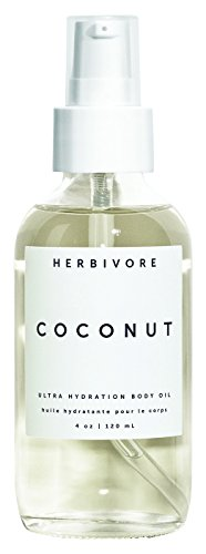 Read more about the article Herbivore – Natural Coconut Body Oil | Truly Natural, Clean Beauty (4 oz | 120 ml)